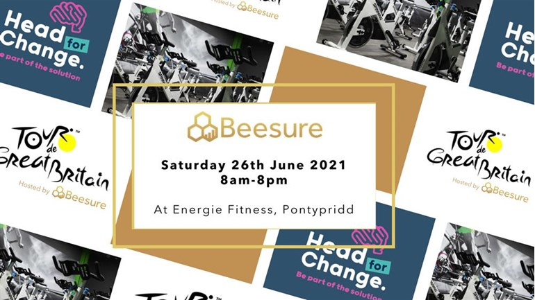 Beesure is raising money for Head for Change charity
